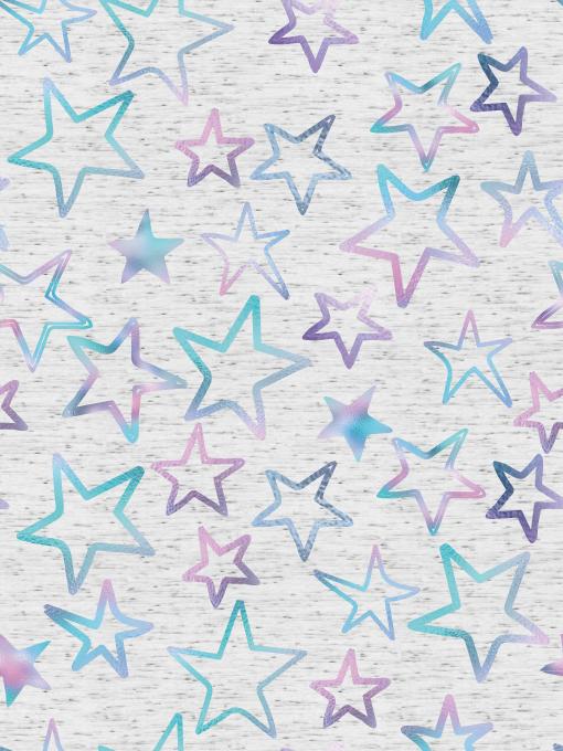 Alloverprint - Stars